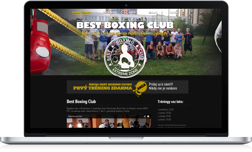 bestboxingclub.sk